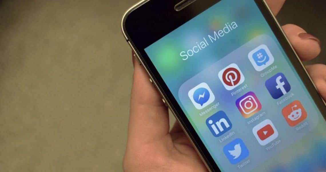 Social Media Profile Updating